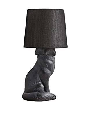 Applied Art Concepts Vulpinna II Table Lamp, Black