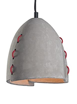 Zuo Confidence Ceiling Lamp, Concrete Gray