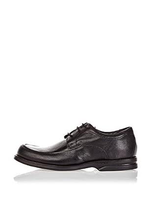 Divarese Zapatos Derby Spike (Negro)