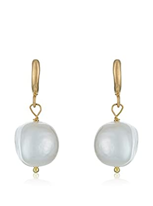 EGOO Pendientes Fancy oro amarillo 18 ct