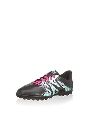 adidas Zapatillas de fútbol X 15.4 TF J