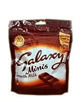 Galaxy Minis Smooth milk 250g