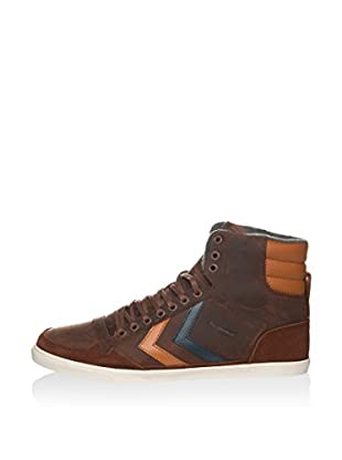 Hummel Zapatillas abotinadas Slim Stadil Oiled High