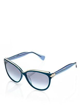 Emilio Pucci Sonnenbrille EP726S Petrol