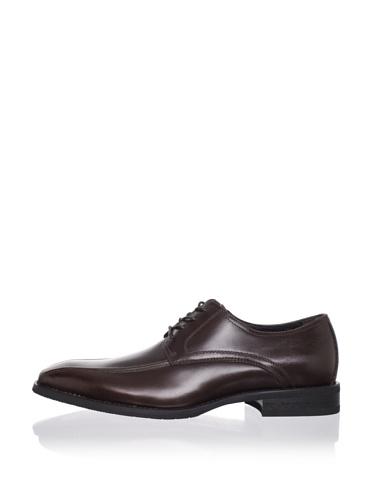 Robert Wayne Men's Lawrence Oxford (Brown)