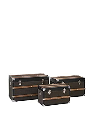 Set of 3 Schultz Trunks