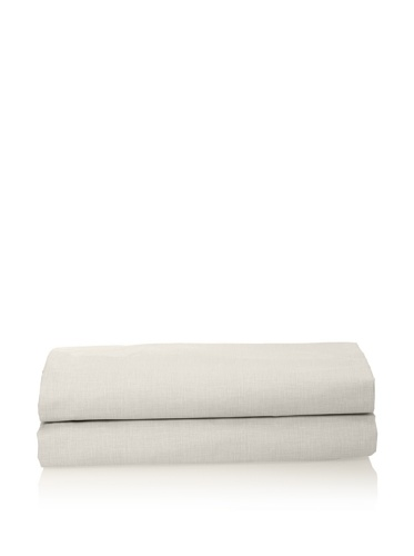 Org Hum Fitted Sheet (Sand)