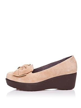 Furiezza Zapatos Lazo (Camel)