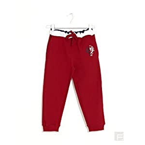 Sporty Cotton Trackpants
