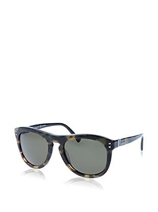 Valentino Sonnenbrille 686S-202 (53 mm) schwarz/oliv