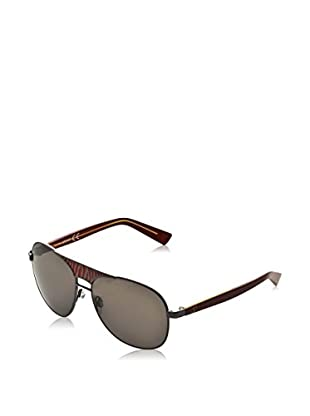 Just Cavalli Sonnenbrille JC509S (58 mm) anthrazit/rot