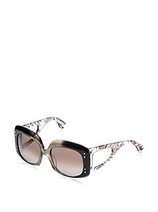 Pucci Sonnenbrille EP681S (55 mm) grau/schwarz