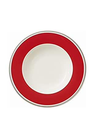 Villeroy & Boch Set Plato Hondo 6 Uds. Anmut My Colour Red Cherry