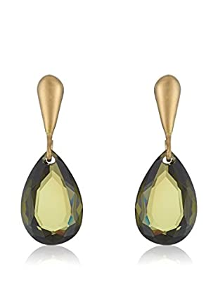 E-GOO Pendientes Fancy oro amarillo 18 ct