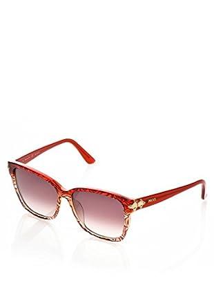 Emilio Pucci Sonnenbrille EP716S rot/zweifarbig
