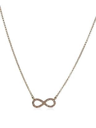 My Silver Halskette  vergoldetes Silber 925
