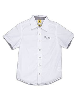 Naf Naf Chevignon Camisa Número (blanco)