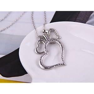 Pendants - Three heart Neckpiece