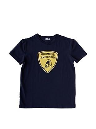 Lamborghini Camiseta Manga Corta Shield