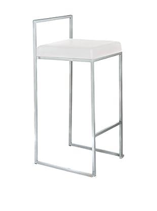 Contemporary Living Special Chairs & Co. Hocker 2er Set Dodo weiß