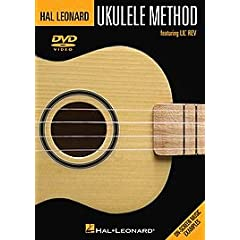 Hal Leonard Ukulele Method [DVD] [Import]