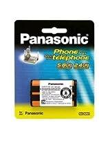 Panasonic HHR-P104A-1B Ni-MH Cordless Phone Battery for KX-TG2300/TG5000 Series Phones
