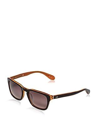 La Martina Sonnenbrille LM-50704 braun