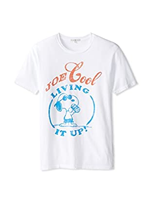 Junk Food Men's Joe Cool Living It Up Short Sleeve T-Shirt