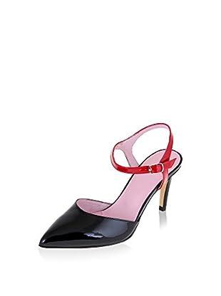 Las Lolas Zapatos de talón abierto Ls0541