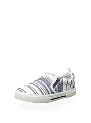 Carter's Kid's Striped Slip-On Sneaker