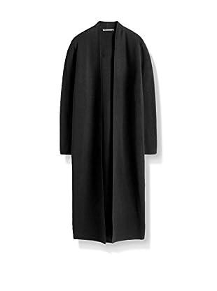 ESPRIT Collection 106EO1I020, Gilet Femme, Noir (Black), 38 (Taille fabricant: Medium)