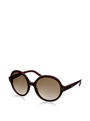 Chloe Women's Sunglasses, Red, 135/55/20