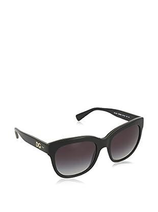Dolce & Gabbana Gafas de Sol 4272 30038G (53 mm) Negro / Dorado