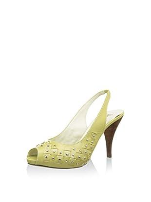 Farrutx Zapatos peep toe Mura