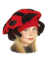 Child's Ladybug Costume Hat