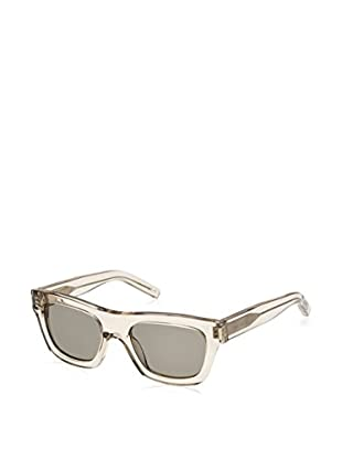 Yves Saint Laurent Gafas de Sol BOLD452 (52 mm) Blanco