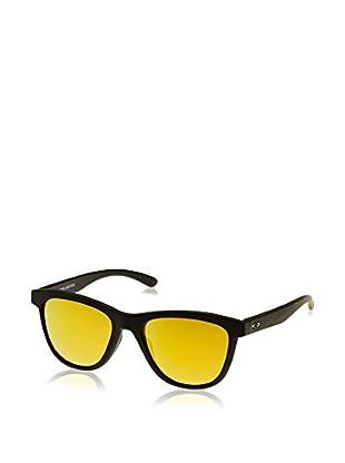 Oakley Gafas de Sol Polarized Moonlighter (53 mm) Negro