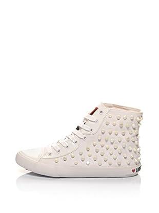 LOVE MOSCHINO Hightop Sneaker D.Lav.04/20