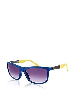 Guess Occhiali da sole 6843-91B (57 mm) Blu