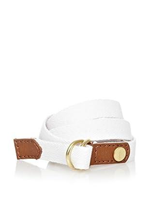 O´Neill Cinturón Ac Loopback (Blanco)