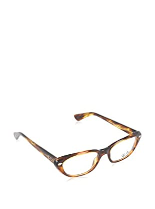 Ray-Ban Gestell 5242 214451 (51 mm) havanna