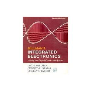 Millman's Integrated Electronics