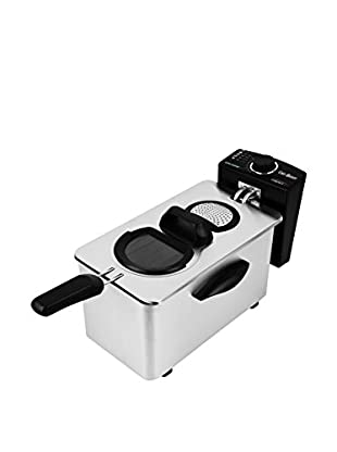 Electric Deep Fryer Stainless Steel - 3.5 Litre