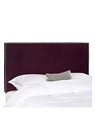 Safavieh Sydney Headboard (Bordeaux)