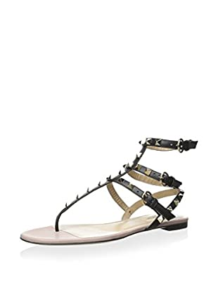 Valentino Women's  Rockstud Gladiator Sandal