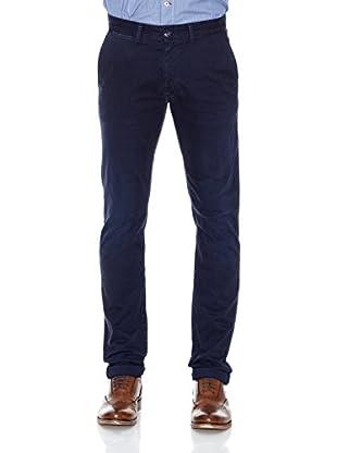 Pepe Jeans London Pantalón Sloane (Azul)