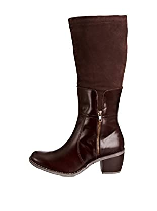 Hush Puppies Botas Rustique (Marrón Oscuro)