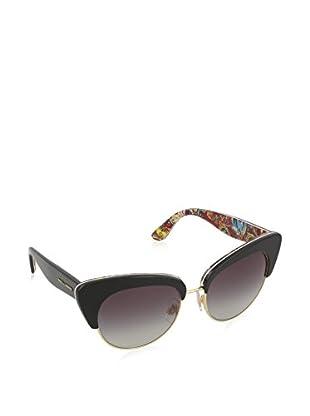 Dolce & Gabbana Gafas de Sol 4277 30338G (52 mm) Negro