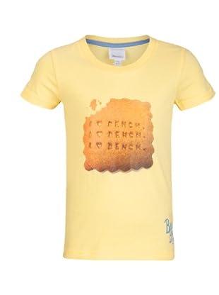 Bench T-Shirt Biscuit (sunshine)