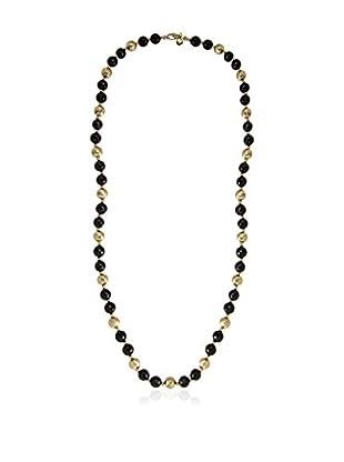 ETRUSCA Halskette 91.5 cm schwarz